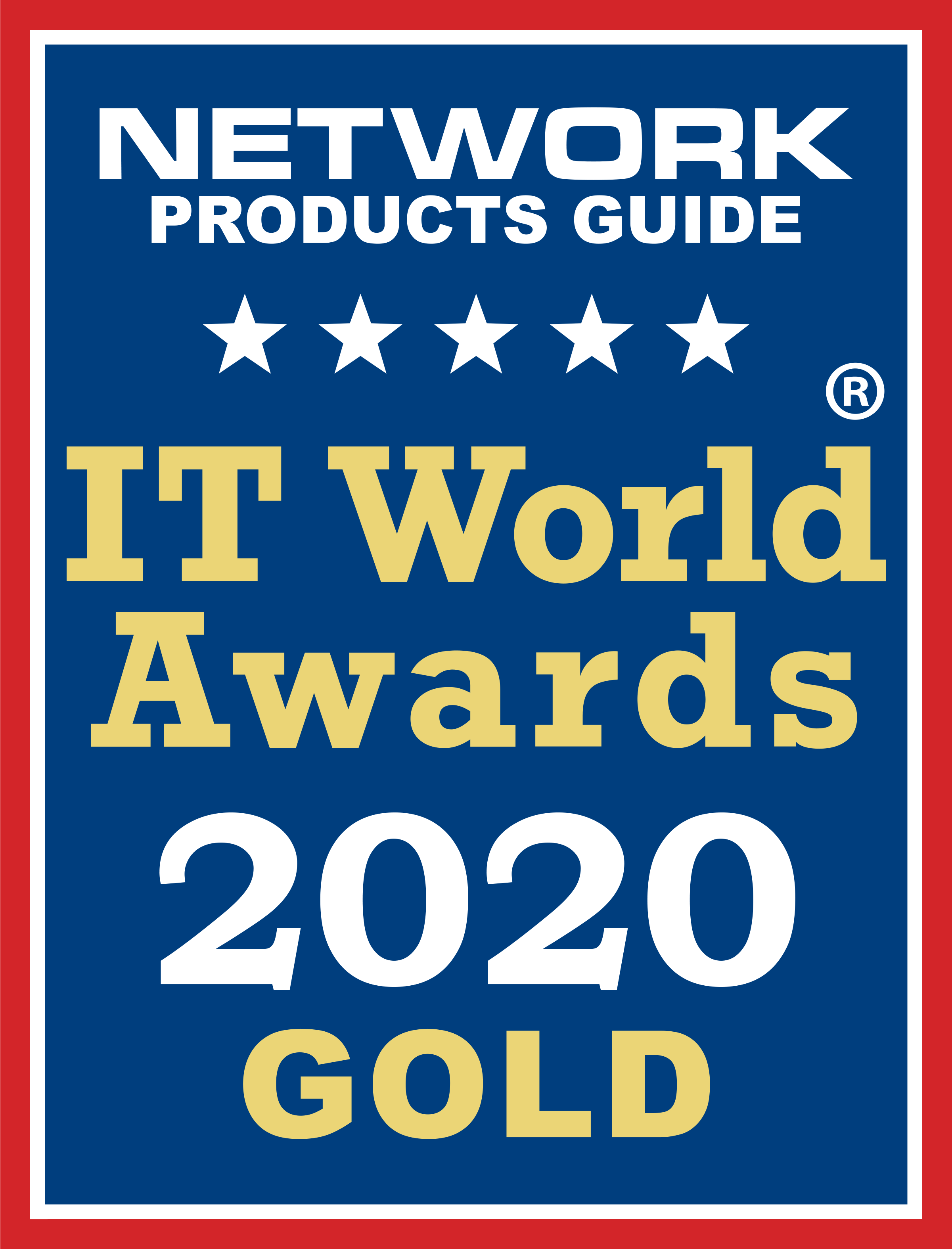 Cloudticity Wins Gold Award in 2020 IT World Award for IT Services