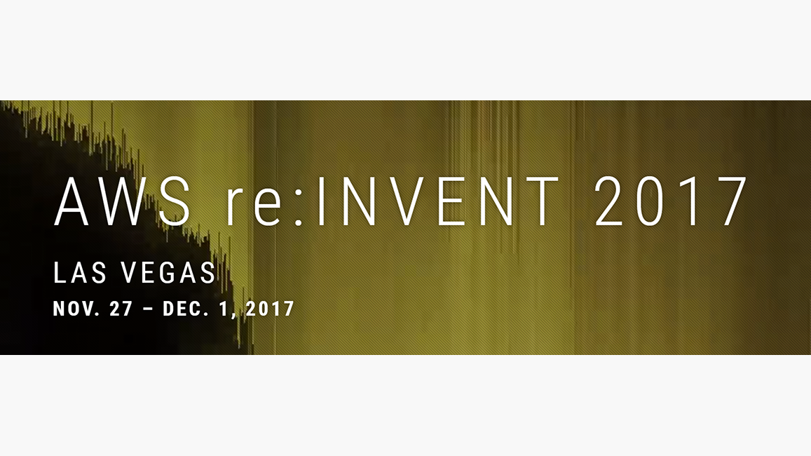 Cloudticity Founder Gerry Miller Presents at AWS re:Invent 2017