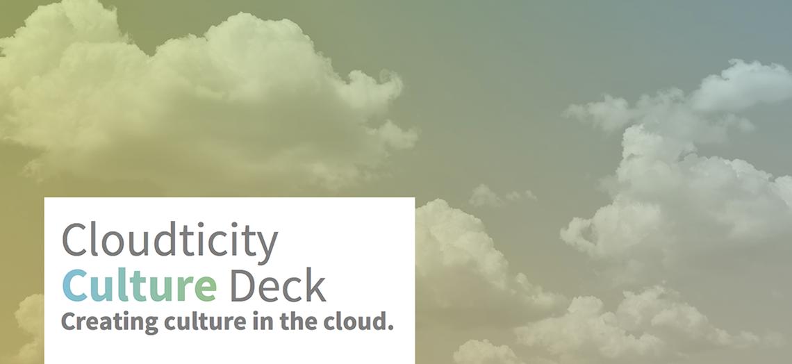 The Cloudticity Culture