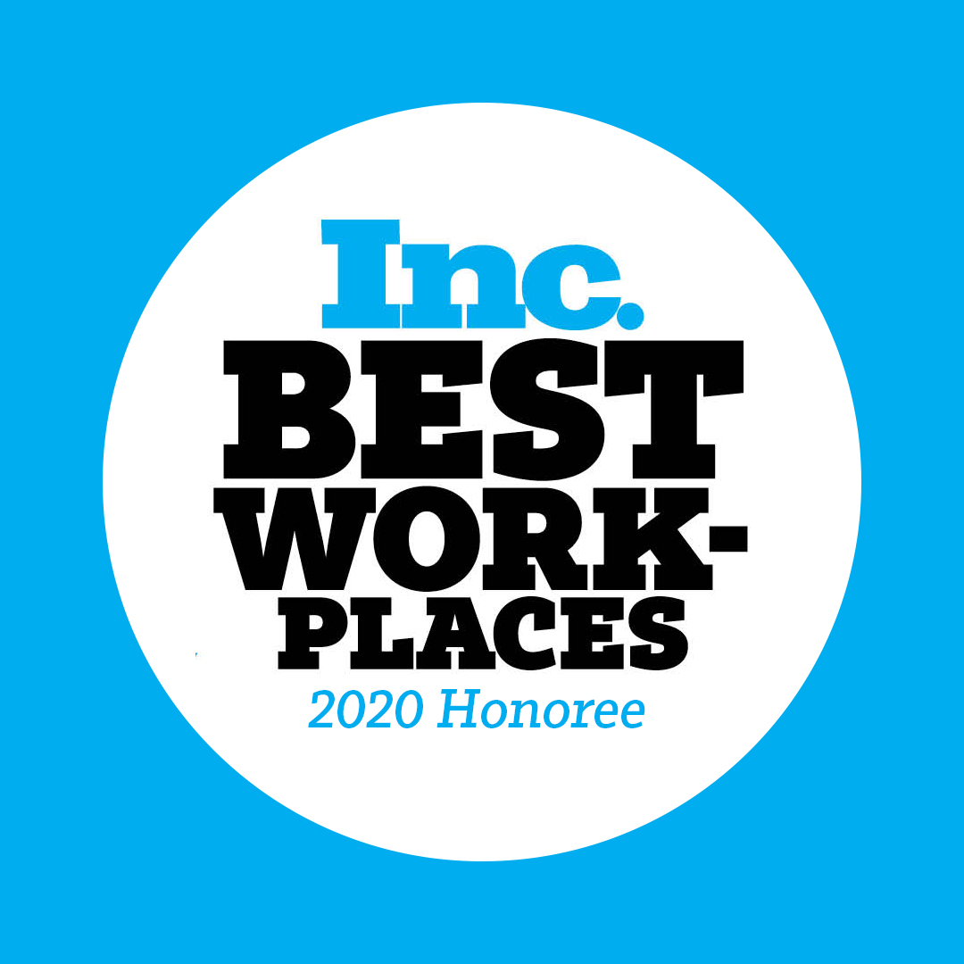 Inc. Magazine Reveals Annual List of Best Workplaces 2020