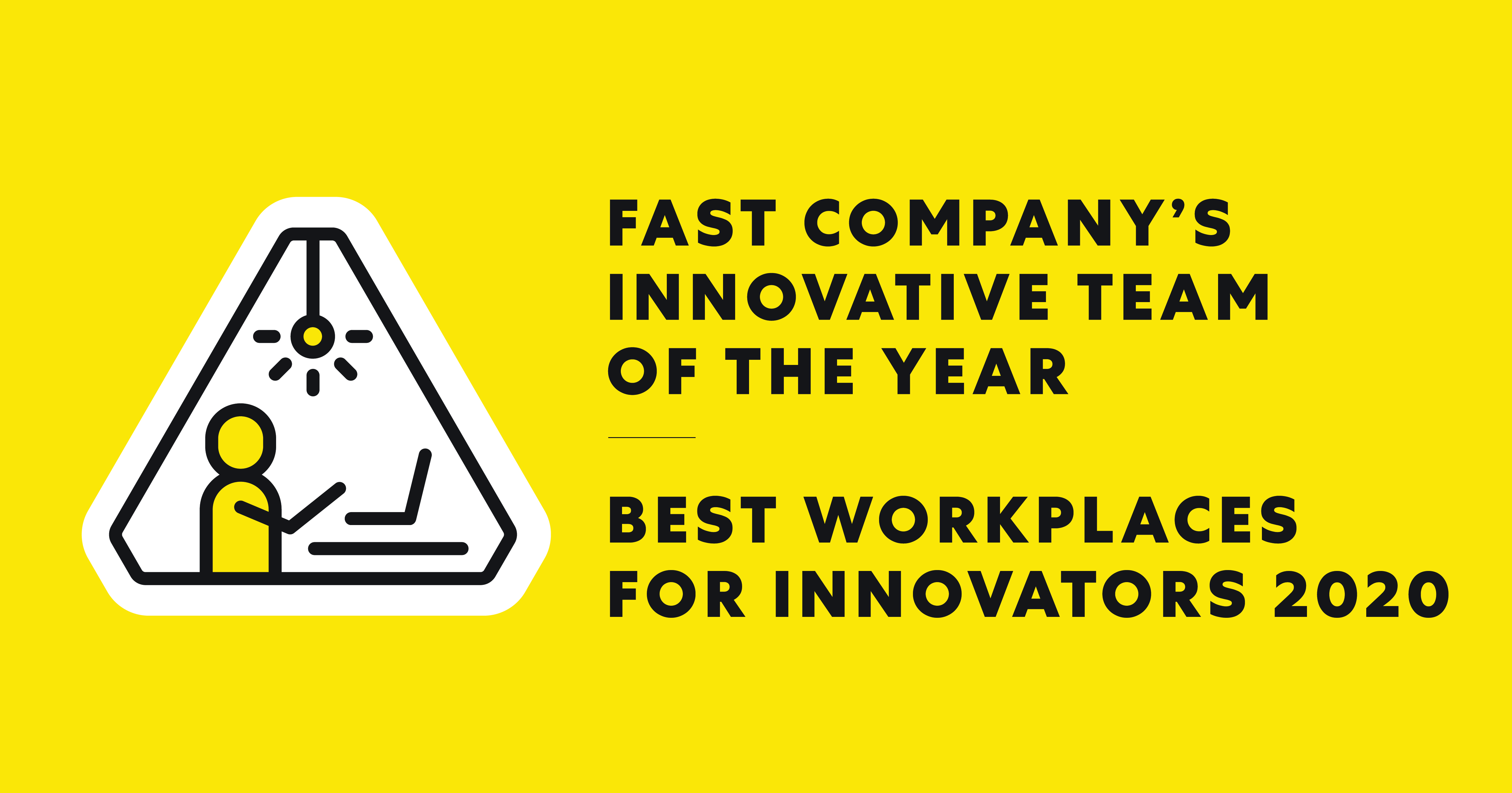 Cloudticity Named to Fast Company's First-Ever List of the Most Innovative Teams of the Year