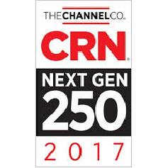 Cloudticity Recognized On 2017 CRN Next-Gen 250 List